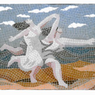 Picasso ladies mosaic