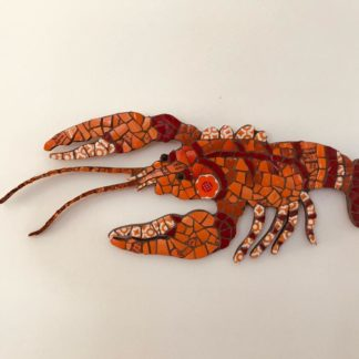lobster mosaic